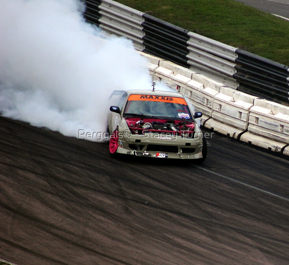 smokey - lydden hill by Perggals© - Stacey Turner