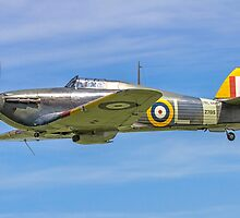 Hawker Sea Hurricane Ib Z7105 G-BKTH by Colin Smedley