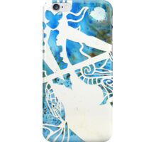 Afraid To Get Your Feet Wet? iPhone Case/Skin
