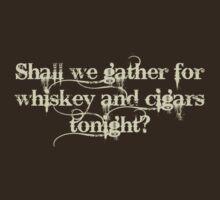 Whiskey and Cigars Dishonoured (Cream) by CaelisMiran