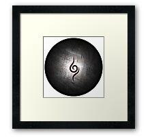 Anbu Symbol Framed Print