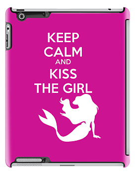 Keep Calm And Kiss The Girl by Leylaaslan