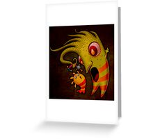 Boo Mommy. Greeting Card