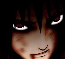 Sasuke Dying Sticker