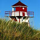 Lighthouses of Prince Edward Island, Canada by Kathleen Daley