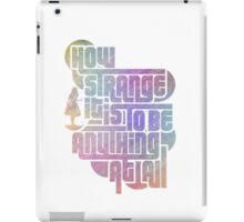 How Strange :: Alice      {{READ DESCRIPTION}} iPad Case/Skin