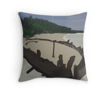 """""""The Buster"""" Throw Pillow"""