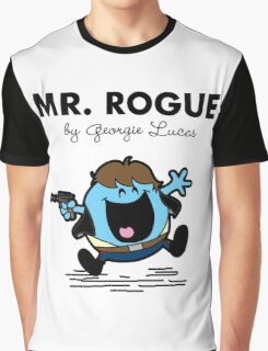 Mr Rogue Graphic T-Shirt