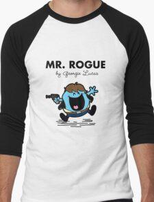 Mr Rogue Men's Baseball ¾ T-Shirt