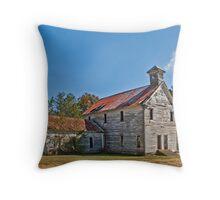Hopper School House Throw Pillow