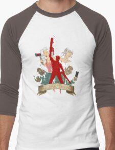 Hail To The Jefe! Men's Baseball ¾ T-Shirt