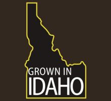 Grown in Idaho by Mingjai