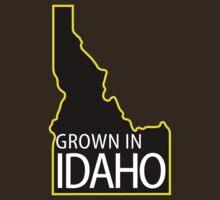 Grown in Idaho by Mingjai