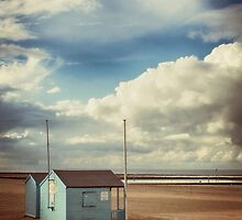 The Blue Beach Hut 2 by Citizen