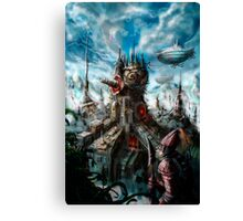 The Citadel Canvas Print