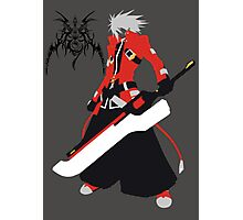 Ragna the Bloodedge Photographic Print
