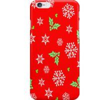 Christmas decoration iPhone Case/Skin