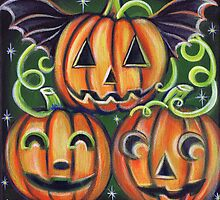 Pumpkinlings by Jaz Higgins