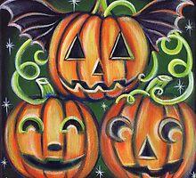 Pumpkinlings by Jaz Higgins