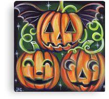 Pumpkinlings Canvas Print