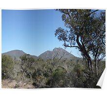 Stirling Ranges, Western Australia Poster