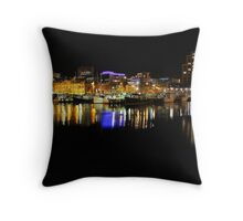 constitution lights Throw Pillow