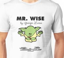 Mr Wise Unisex T-Shirt