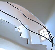 Casa Mila by Gaudi by Angelika  Vogel