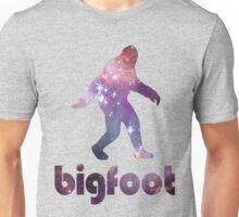 Bigfoot Stars Unisex T-Shirt