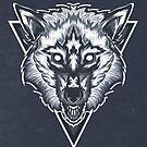 Wolf 2 by TanyaTish