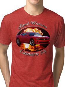 Chevy Camaro SS Road Warrior Tri-blend T-Shirt