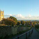Church Hill . Hythe . Kent  by Antoinette B