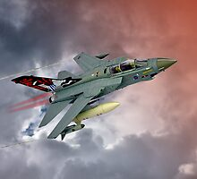 Storming !! Tornado GR4 617 Squadron by Colin J Williams Photography