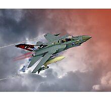 Storming !! Tornado GR4 617 Squadron Photographic Print