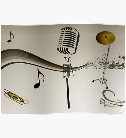 SOLD - SING ME AN OLD FASHIONED SONG! Poster