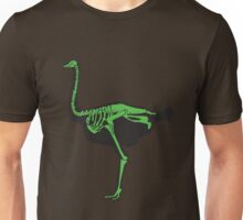 Skelestrich (Large w/ Green Bones) Unisex T-Shirt