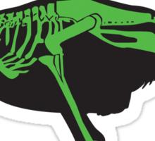 Skelestrich (Large w/ Green Bones) Sticker
