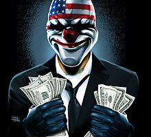 """AMERICAN GREED"" by MIAMIKAOS"