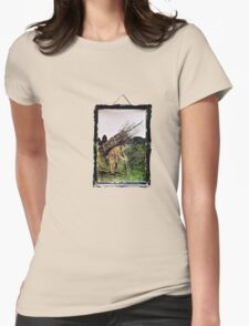 Led Zeppelin IV Womens Fitted T-Shirt
