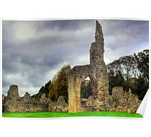 Thetford Priory  Poster