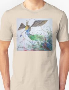 Illusion of time Unisex T-Shirt