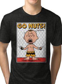 GO NUTS! Tri-blend T-Shirt