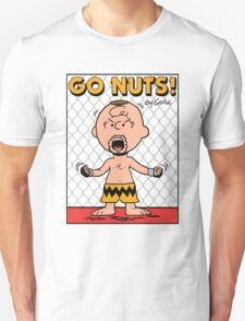 GO NUTS! Unisex T-Shirt