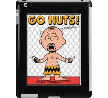 GO NUTS! iPad Case/Skin