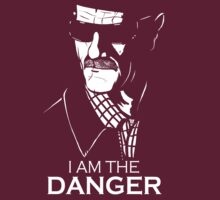 Breaking Bad - I am The Danger by IntuneDesigns