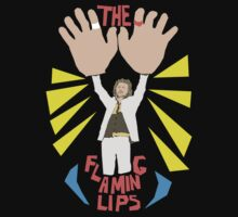 The flaming lips - big hands Kids Clothes