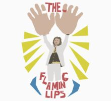 The flaming lips - big hands by adrienne75