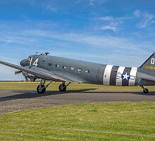 Douglas C-47A Skytrain 42-100884 N147DC by Colin Smedley