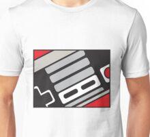 NES controller sketch Unisex T-Shirt