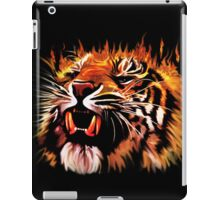 Fire Power Tiger iPad Case/Skin